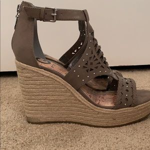 G by Guess Shoes - Guess Platform Wedges